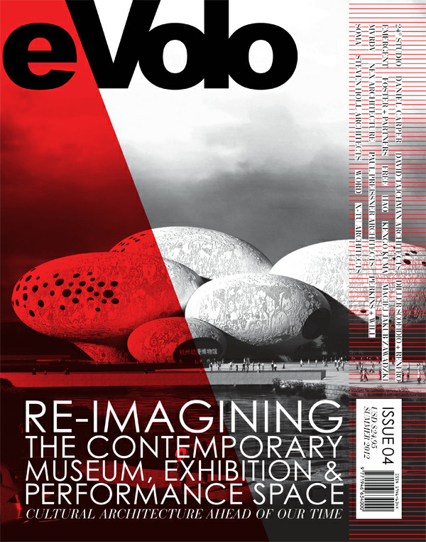 eVolo Magazine Re-Imagining The Contemporary Museum
