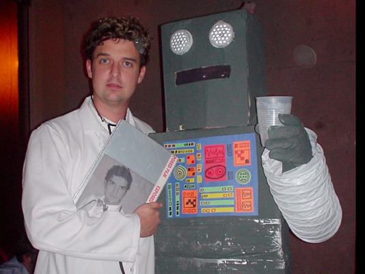 The origin of Drink-Bot