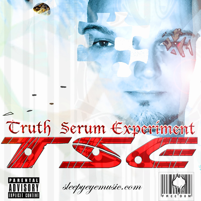 """Truth Serum Experiment"" Cover Art"