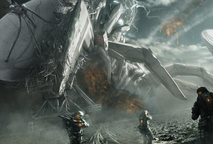 Fatal Strike - Telikos Protocol Concept Art