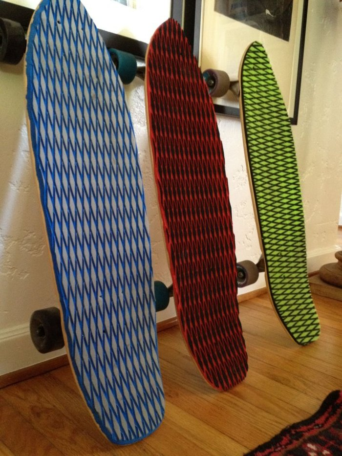 'Beach Cruiser' Deck