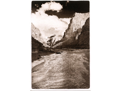 Tequila Beach (photogravure)