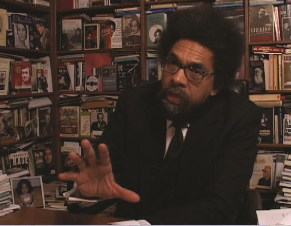 Professor Cornel West makes a point about the Two-Party political system