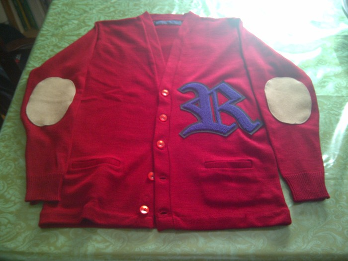 Rowing Varsity Cardigan