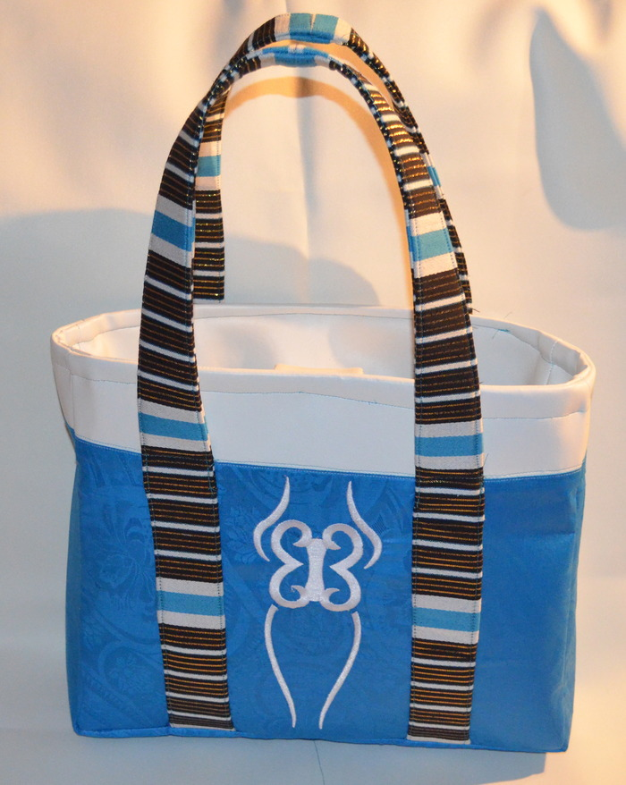 Limited edition Simply Cecily tote bag only available through this Kickstarter campaign.  Available: September 2012