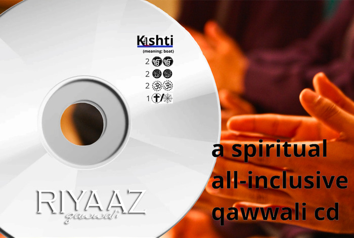 [Expanding Qawwali by incorporating poetry from different traditions, all on one CD]