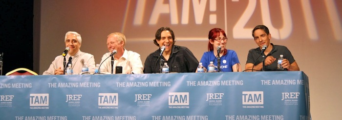 The SGU at TAM 2011
