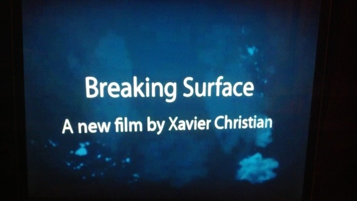 Breaking Surface The Movie