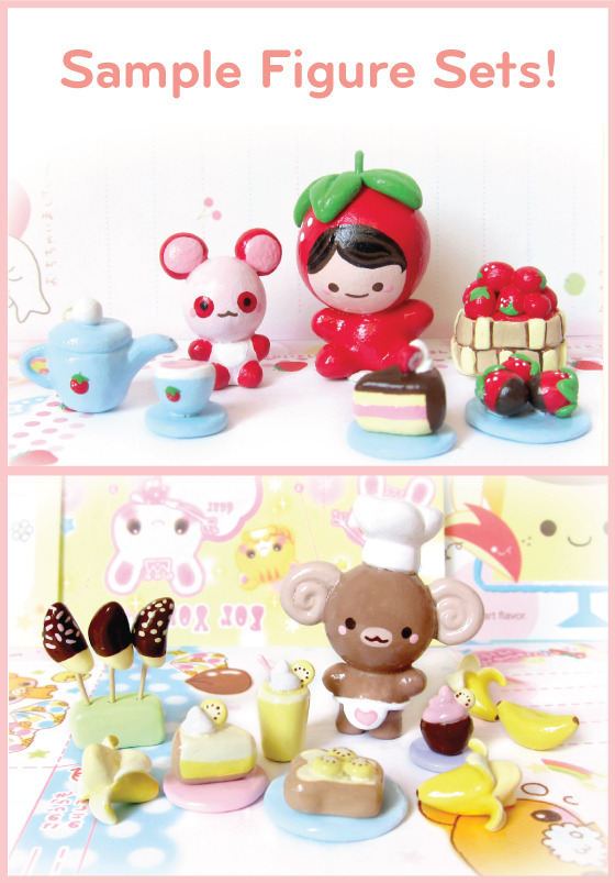 A sample of the type of sets you can get!