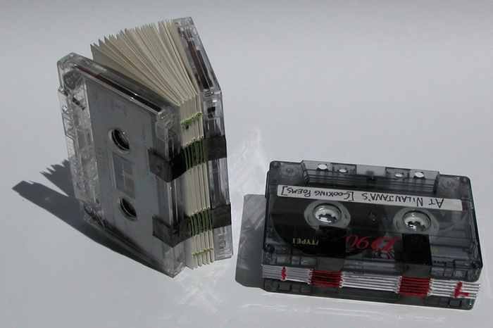 "Custom ""Book on Tape"""