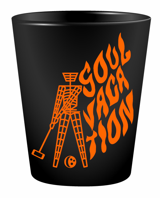 Soul Vacation Shot Glass