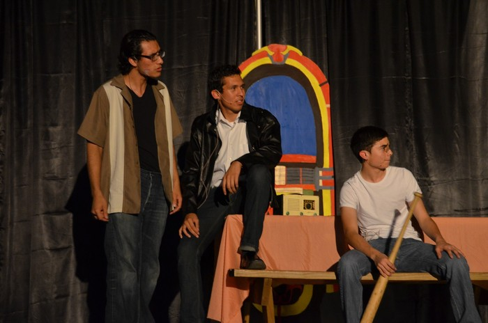 The Greasers!
