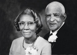 My grandparents Mama Sarah & Papa Lemon