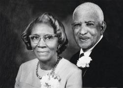 My grandparents Mama Sarah & Papa Lemon