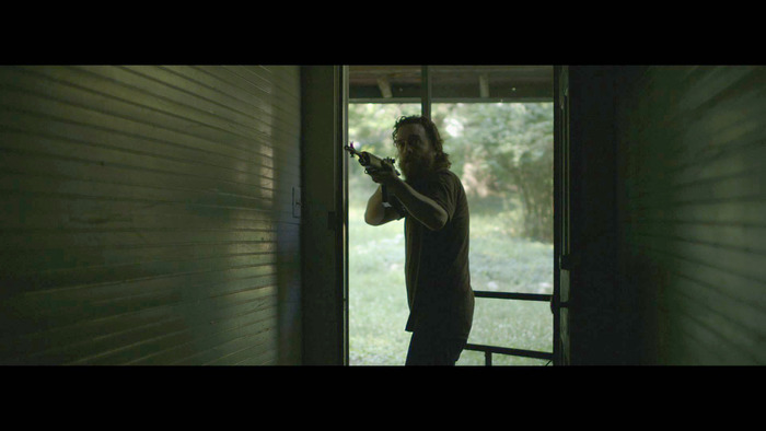 This IS NOT A TRAILER, but it's a darn cool BLUE RUIN CAMERA TEST! (music courtesy of Wye Oak)