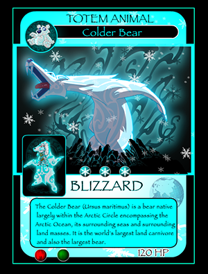 Puma Punku Trading card concept