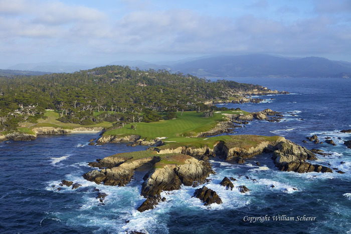 """Cypress Point"", a limited edition giclee!"