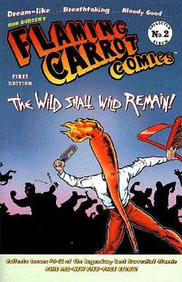The Original 1997 TPB of The Wild Shall Wild Remain