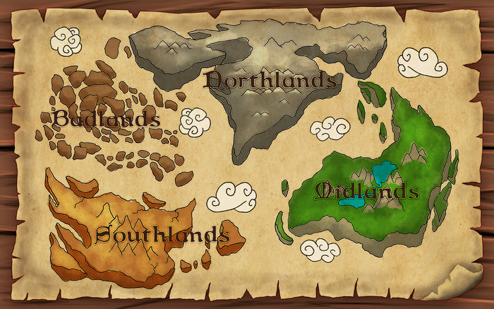 Stratos World Map