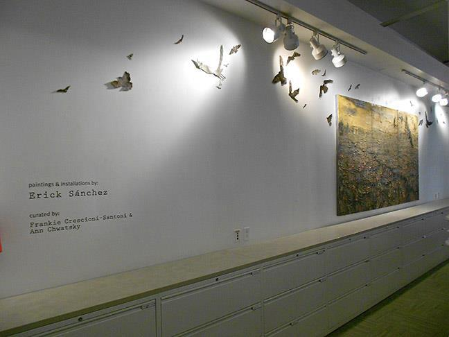 Birds Installation