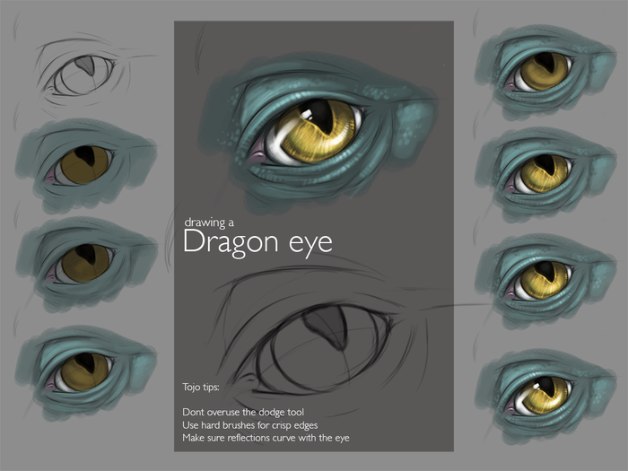 Dragon Eye tutorial