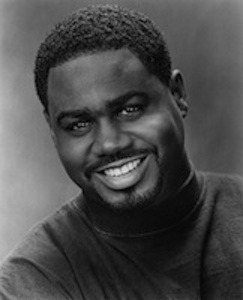 Rodrick Dixon, tenor, member of the cast