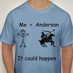 Me + Anderson ...It could happen