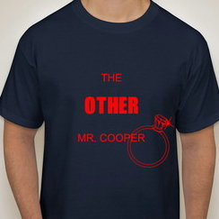 THE OTHER MR. COOPER W/ RING