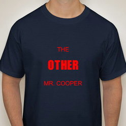 THE OTHER MR. COOPER - NO RING