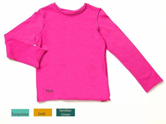 Plain T's Color Options - Girls