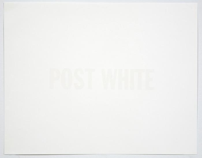 Post White