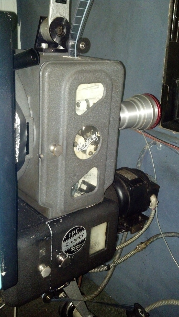Current Projector - Dated From The Mid 1950's