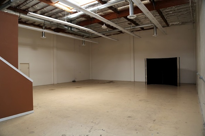 This is the room we plan to make into an events space! It is about 3000 square feet.