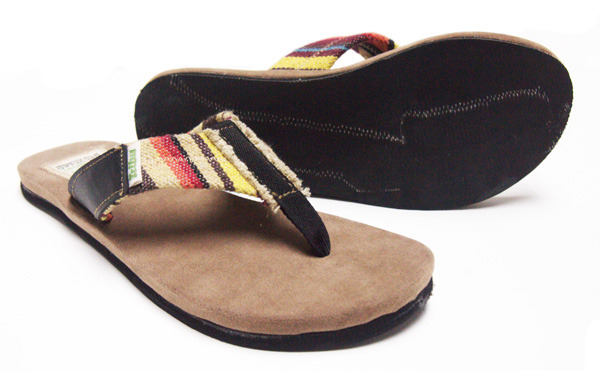 Tribu Upcycled Bloom available in ladies US sizes 6, 7, 8, 9