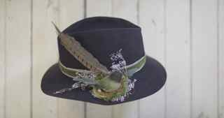 This hat is called 'Mama Bird'. If birds are your thing I can make you one in your style and colors.