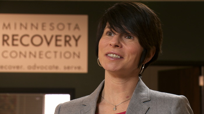 Nell Hurley | Executive Director, Minnesota Recovery Connection