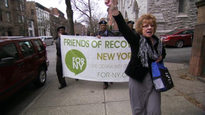 Laura Elliott-Engel | President, Friends of Recovery New York