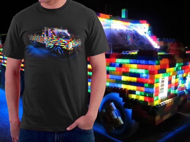 Lego Truck T-Shirt
