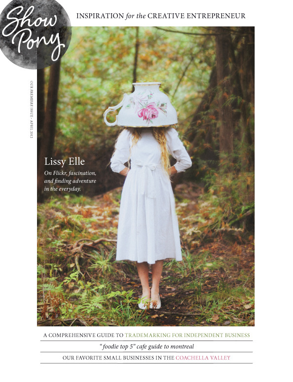 Show Pony Magazine - Issue 1