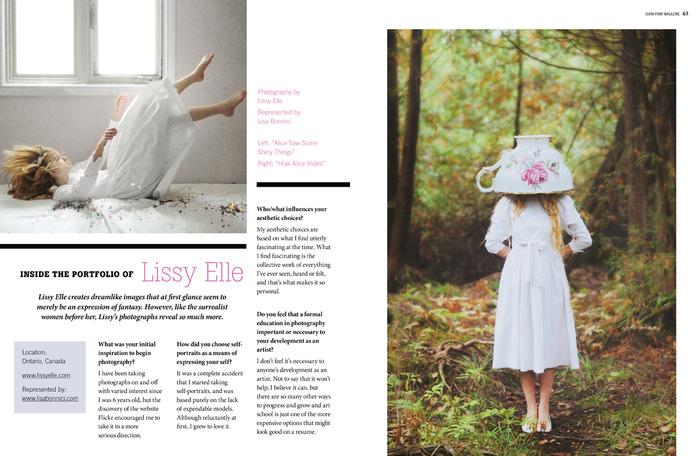 Lissy Elle - Issue 1 Show Pony Magazine