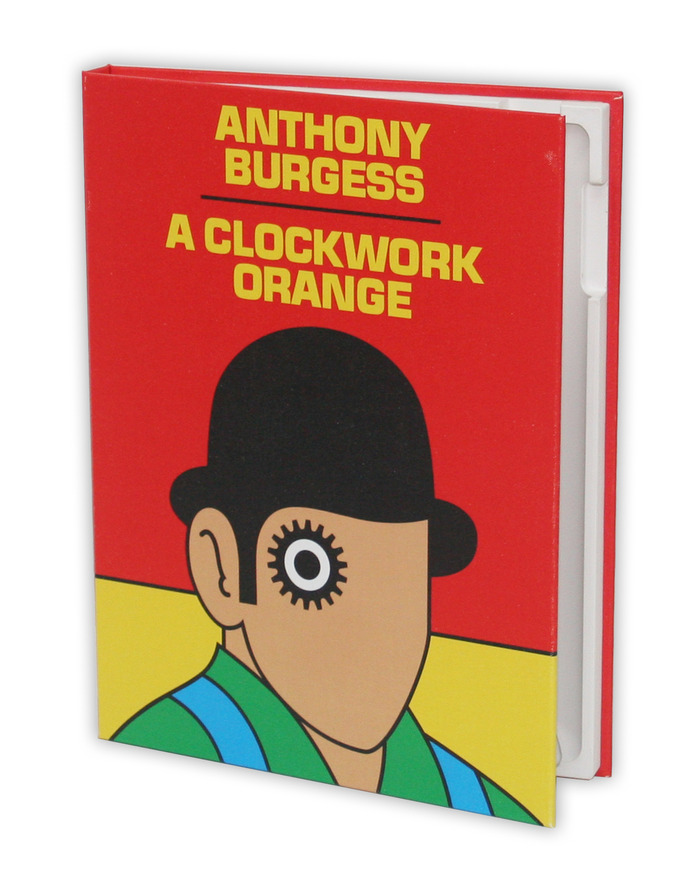 A Clockwork Orange iPad jacket