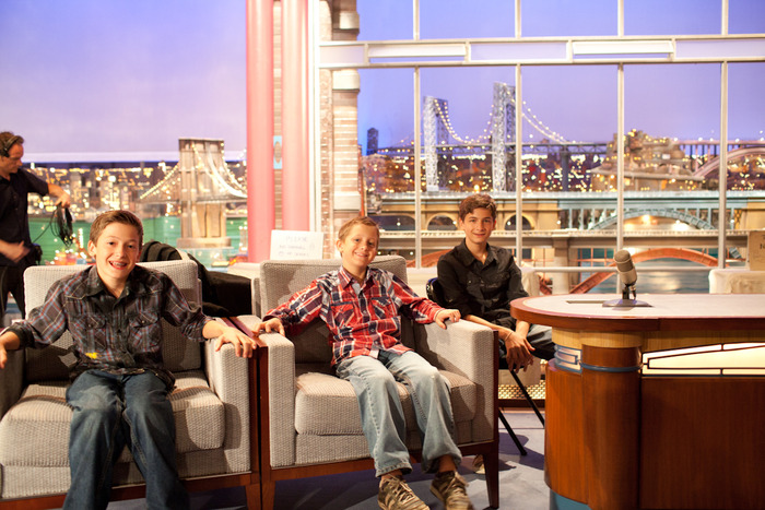 After the David Letterman Performance