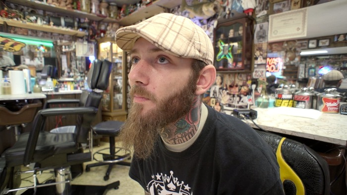 Jeremiah Morris -- Tattoo Artist, The Parlor Tattoo Shop