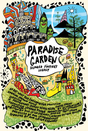 Movie Poster for Paradise Garden by Vikki Vaden
