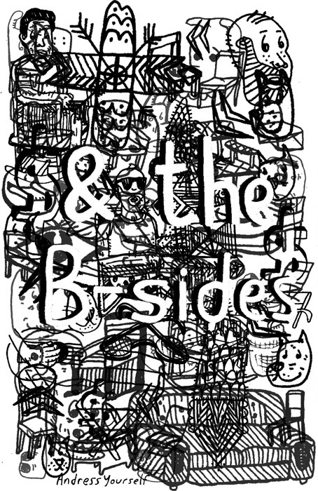 UPDATE!: & the B-sides cover is designed and ready to print!