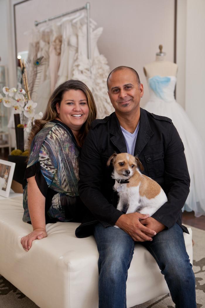 Alina & Jameel & Wookie