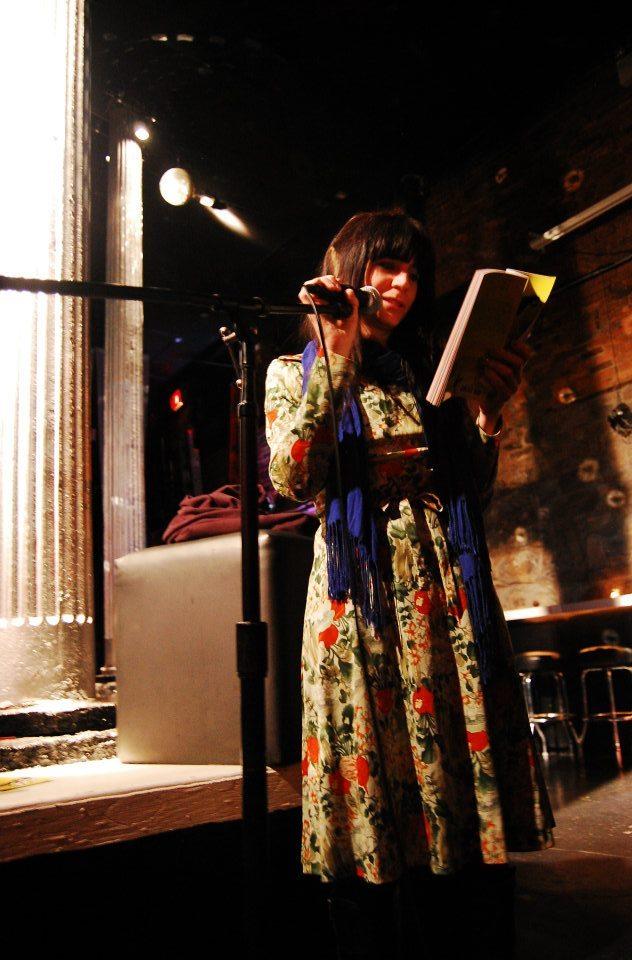 Reverend Jen Miller, 2011
