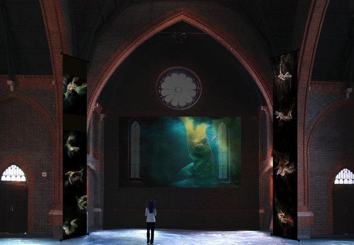 Artist's Impression - Destinies: Lost and Found, Former Union Church, Shanghai