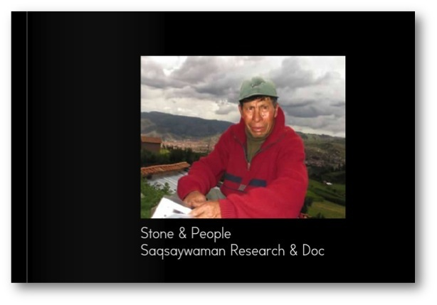 Stone & People Phase I Photo Essay Coffee Table Book