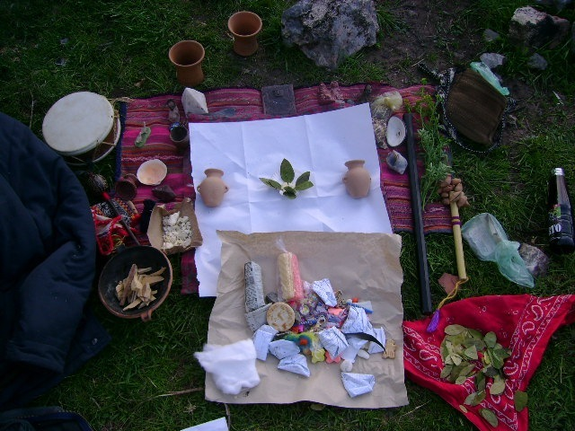 Create your own Pago ceremony to Pachamama wherever you live.